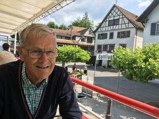 Heinz Hänni - Spieler - Tisch Tennis Club Regio Moossee - #ttcrm #ttcregiomoossee